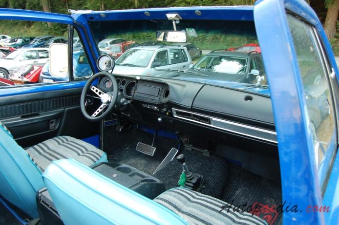Dodge Ramcharger 1st generation 1974-1981 (1974-1976 SUV ...