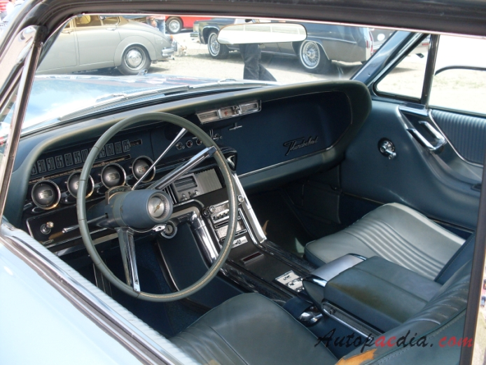 Ford Thunderbird 4th Generation 1964 1966 1965 Hardtop 2d