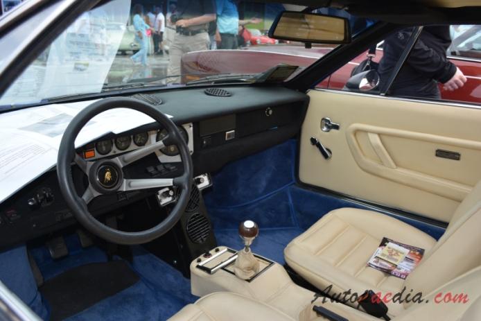 Lamborghini Urraco 1972 1979 1973 P250 Interior Autopaedia