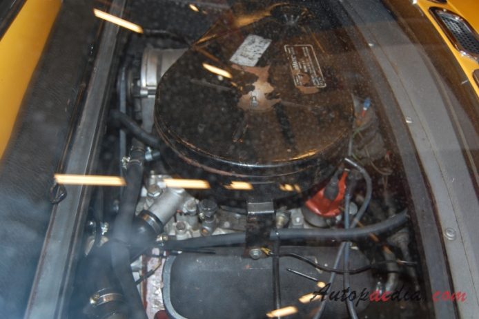 Matra 530 1967-1973 (1970-1973 M530LX), engine