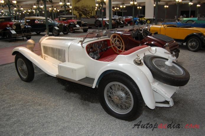 Mercedes benz w06 typ ssk 1928 1932 1929 720ssk roadster for Mercedes benz 1929 ssk
